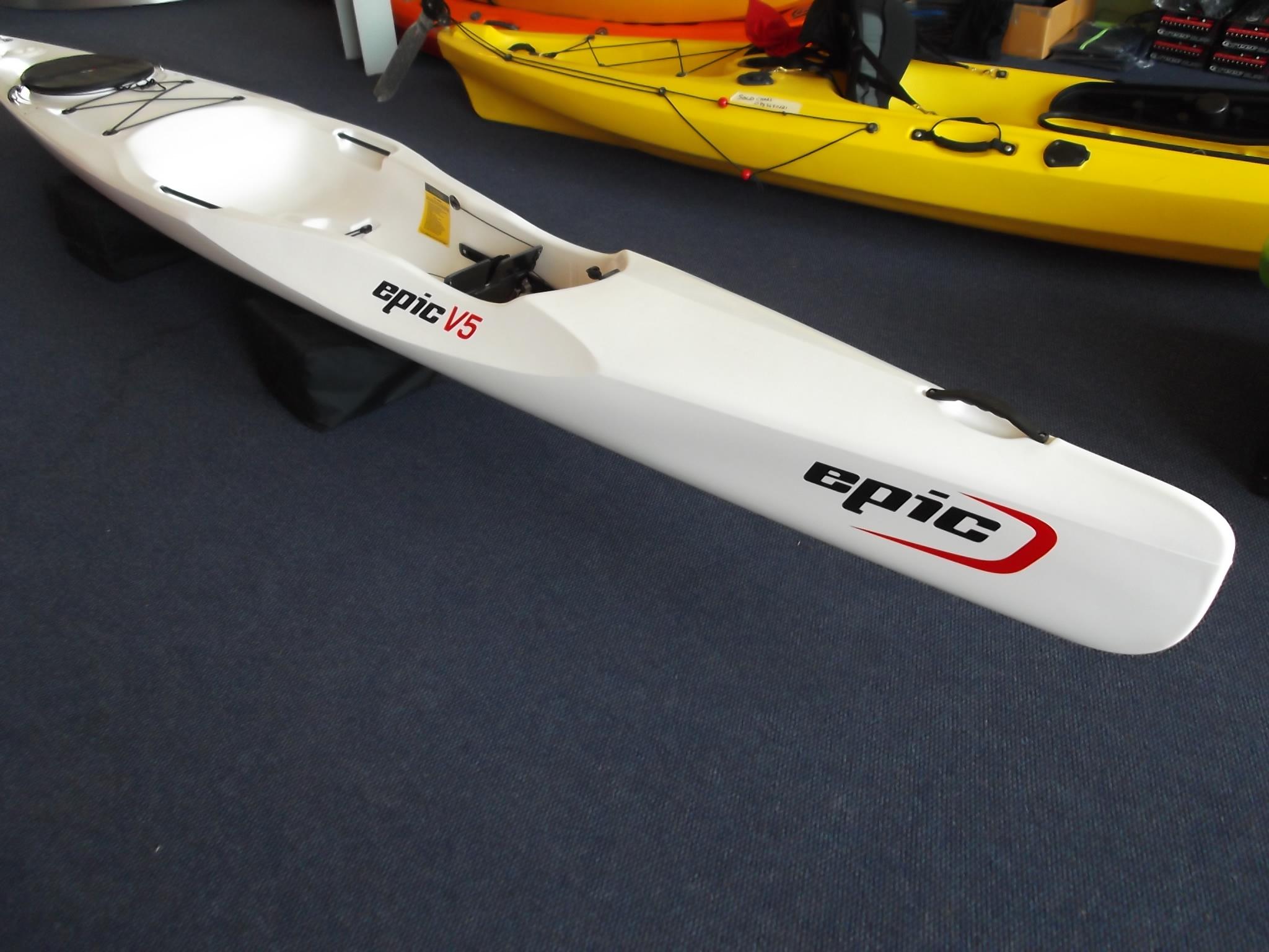 Epic V5 Plastic Kayak Brians