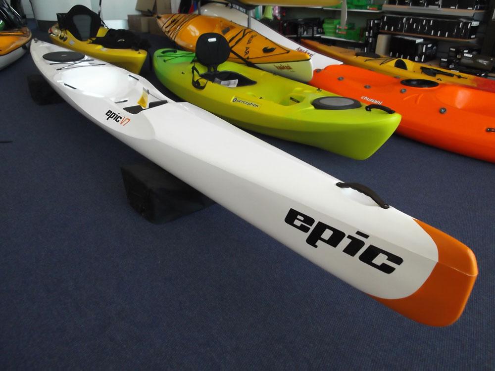 Epic V7 Plastic Kayak